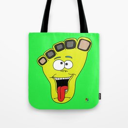 Tickle Toes Tote Bag