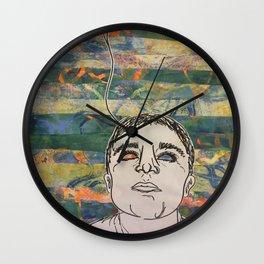 Mind Control Wall Clock