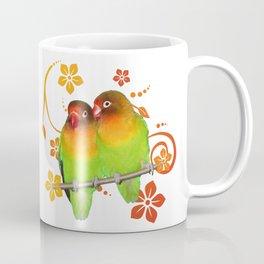 Two lovebirds Coffee Mug