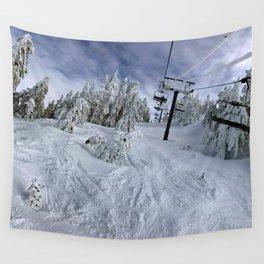Sierra snow Wall Tapestry