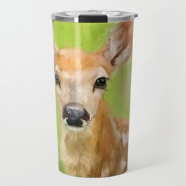 Cute little deer Travel Mug