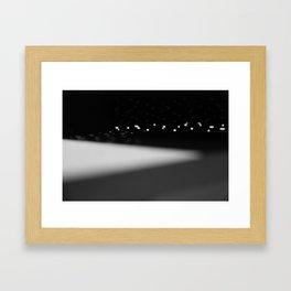 No Light Without Darkness #8 Framed Art Print