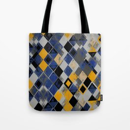 Abstract Composition 390 Tote Bag