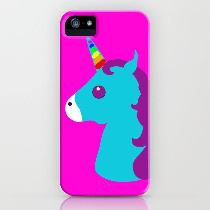 Portrait  of a Unicorn iPhone Case