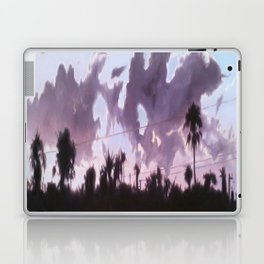 Palms and Power Lines Laptop & iPad Skin