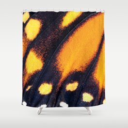 Butterfly Wing #23 Shower Curtain