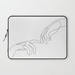 Finger touch Laptop Sleeve
