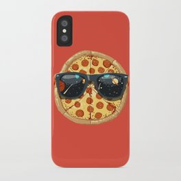 Cool Pizza iPhone Case