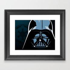 Dark Lord Framed Art Print