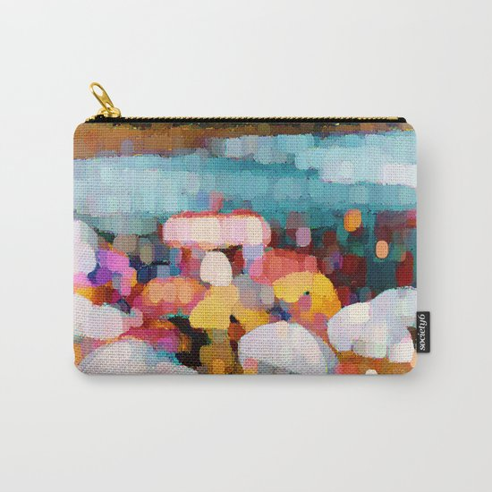 Bathing Pleasure Carry-All Pouch