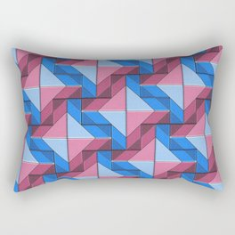 Geometrix XXIX Rectangular Pillow