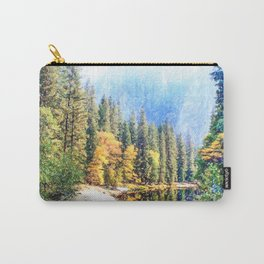 Beautiful Yosemite Carry-All Pouch