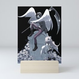 Angels of Death Mini Art Print