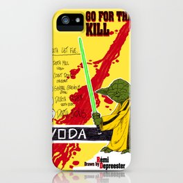 Kill Wars iPhone Case