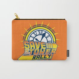Save The Clocktower Carry-All Pouch