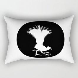 Lyrebird Rectangular Pillow