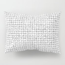 Thousands Pillow Sham