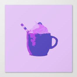 Caffè Canvas Print