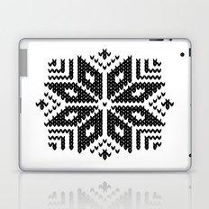 knit flake Laptop & iPad Skin