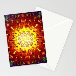 Optical Hopscotch Stationery Cards