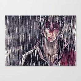 Gintoki Sakata Canvas Print