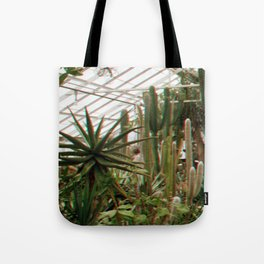 Cactus Haze Tote Bag