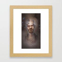 Uncertainty Principle Framed Art Print