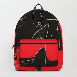 Three shades of love. Backpack