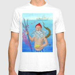 Ruler of the Deep T-shirt