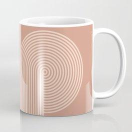 Terracotta retro design Coffee Mug