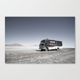 Bonneville Canvas Print