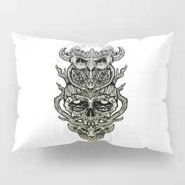 Peace in Chaos Pillow Sham