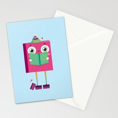 Books lover Stationery Cards