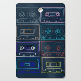 Awesome mixes #2 Cutting Board