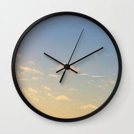 Sky Life Wall Clock