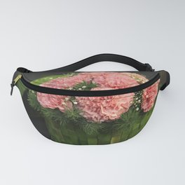 Box of Carnations Fanny Pack