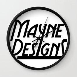Mayne Circle Wall Clock