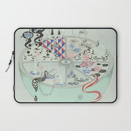 Deep and sour. Laptop Sleeve