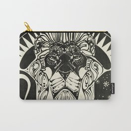 Leo, the Lion Carry-All Pouch