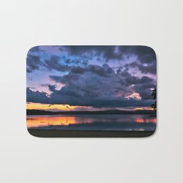 Beach Laconia NH Bath Mat