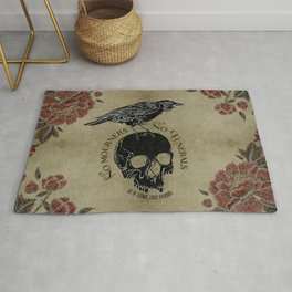 No mourners no funerals - Six of Crows Rug