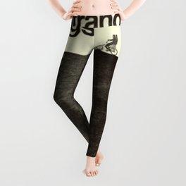 STRANGER THING Inspired Leggings