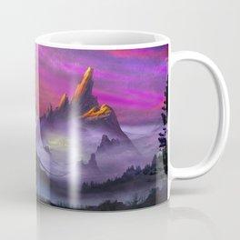 Mystic Town Coffee Mug