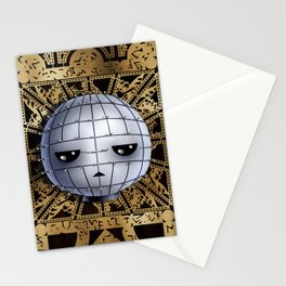 Chibi Pinhead Stationery Cards