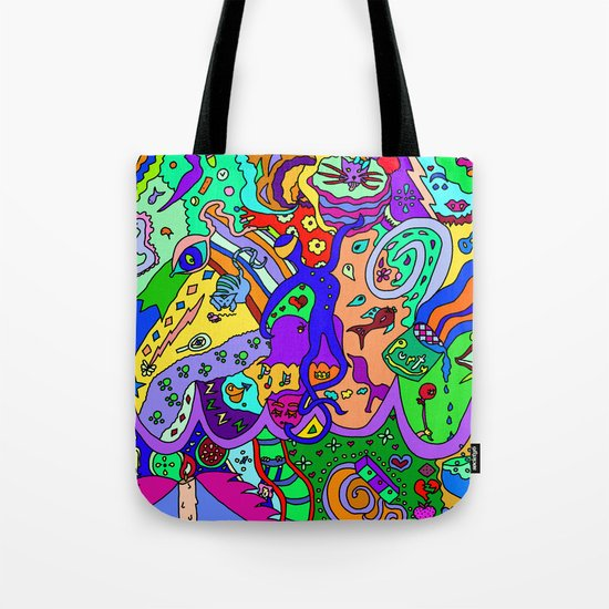 Abstract 35 Tote Bag