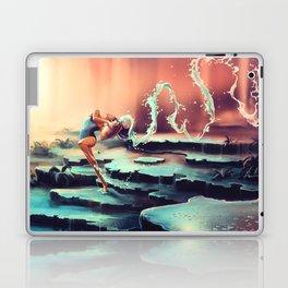 AQUARIUS from the Dancing Zodiac Laptop & iPad Skin