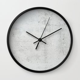 Concrete texture Wall Clock