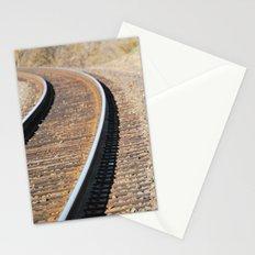 Tracks Stationery Cards
