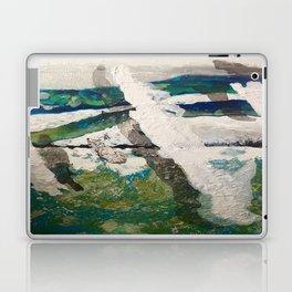 Polar Bear Going Home Laptop & iPad Skin