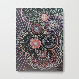 Expression Metal Print